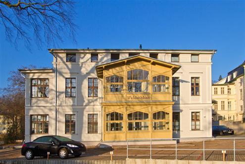 Villa Waldschloss Heringsdorf Wohnung
